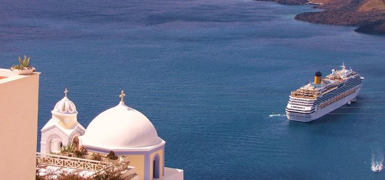 Greckie Wyspy na rejs